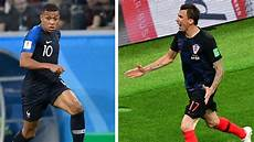 Wm Finale 2018 Wer Ist Favorit Frankreich Oder Kroatien