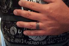 wedding ring tattoos designs ideas and meaning tattoos