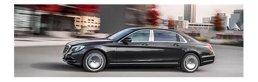 Mercedes Benz Finally Announces Pricing For Maybach S Class
