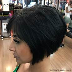shaggy inverted bob 50 trendy inverted bob haircuts