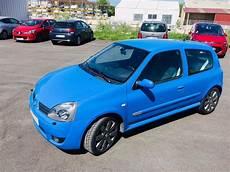 A Vendre Clio Rs 2 Ph3 182cv Bleu Dynamo Carlust