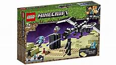 lego minecraft 2019 sets the end but not the end