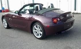 Buy Used 2004 BMW Z4 25i Convertible 2 Door 25L Roadster