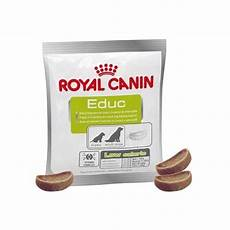 friandises educ royal canin friandise pour chien wanimo