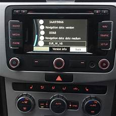 new 2018 volkswagen rns 315 sd card navigation v10 az sat