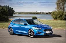 Ford Focus St Line X 1 5 Tdci 2018 Uk Review Autocar