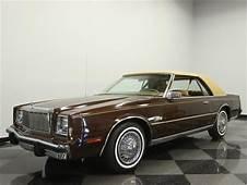 Classic Chrysler Cordoba For Sale On ClassicCarscom  11