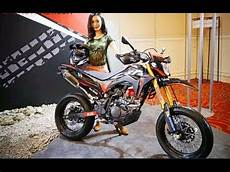 Crf150l Modif Supermoto by Modifikasi Supermoto Honda Crf150l Indonesia Awas Ngiler