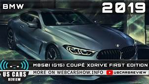 2019 BMW M850I G15 COUP&201 XDRIVE FIRST EDITION Review