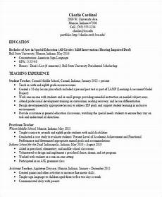 24 education resume templates pdf doc free premium