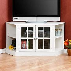 Tv Schrank Ecke - corner tv stand designs and images homesfeed