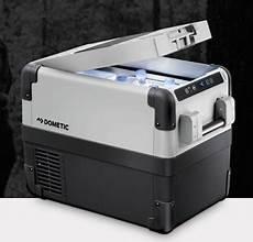 dometic cfx 28 portable cooler freezer damaged box