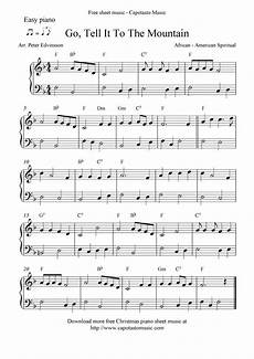 free printable piano sheet music free sheet music scores easy free christmas piano sheet