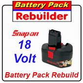 COL Free Access Snap On Battery Repair