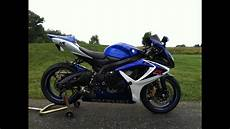 k6 gsxr 600 with two brothers racing exhaust