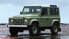 Defender Land Rover - land rover defender heritage limited edition 2015