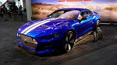 new custom 2019 ford mustang 725 hp galpin customs 2018 la auto show youtube