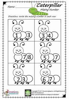 subtraction worksheets for lkg 10158 missing number worksheet pdf easy and printable with images preschool math worksheets