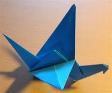 Origami Vögel Falten - vogel falten