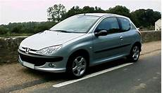 1999 peugeot 206 s16 sport car technical specifications