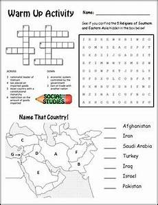social studies worksheet 7th grade georgia by classroom ninja tpt