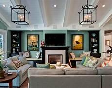 Wohnzimmer Mit Kamin Und Fernseher - 30 multifunctional and modern living room designs with tv