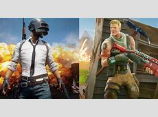 Fortnite vs PUBG: The ten biggest differences between the