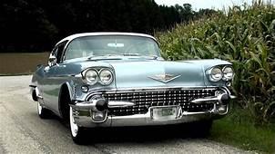 My 1958 Cadillac Eldorado Seville In HD  YouTube