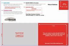 post card template 9 x 6 cutthroat printprint your postcards at cutthroat print