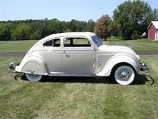 1934 DeSoto Airflow  Chrysler Cars Antique