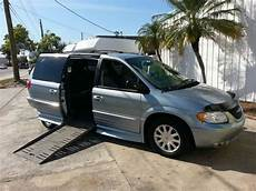 airbag deployment 2003 chrysler town country transmission control purchase used 2003 chrysler town country braun handicap conversion power options leather in