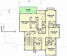 upstair house plans luxury modern house plan with upstairs master retreat