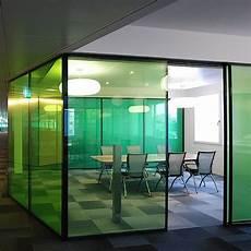 trennwände aus glas glastrennwand