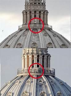 cupola di san pietro orari ringhiera pi 249 alta foto giorno corriere roma