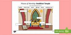 places of worship worksheets ks2 16010 buddhist places of worship temple worksheet made
