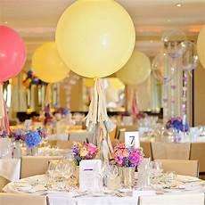 3 id 233 es pour d 233 corer vos ballons de mariage decoration