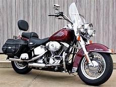 Sold 2000 Harley Davidson Heritage Softail Classic Flstc