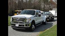 2013 Ford F350 Duty 6 7 Power Stroke Diesel Dually