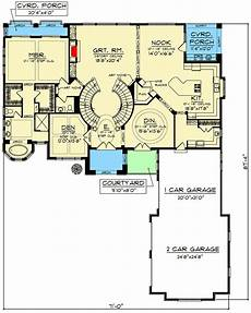 house plans with walkout finished basement tuscan inspired house plan with finished walkout basement