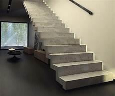 beton design escalier int 233 rieur escalier moderne en b 233 ton