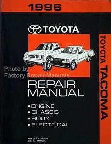 auto repair manual online 1997 toyota tacoma lane departure warning advertisement ebay 1996 toyota tacoma factory service manual original shop repair toyota