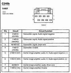 Cd Player Wiring Diagram 2000 Town Car by I Am Hooking Up An Aftermarket Cd Player In My 2002