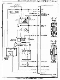 86 camaro electrical wiring diagram my 85 z28 and eprom project