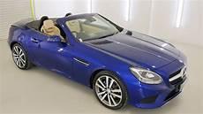 Mercedes Slc 180 Brilliant Blue Auto M138205