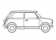 Comic Autos Malvorlagen Anggara Ausmalbilder Auto Anzeige