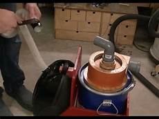 building a cyclone vacuum cleaner