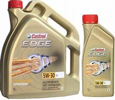 castrol edge 5w30 ll longlife titanium engine
