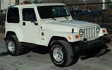 2002 Jeep Wrangler Sport Specs