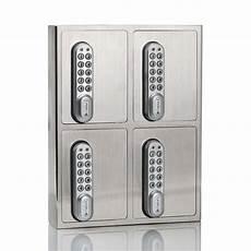Schlüsseltresor Mit Code - schl 252 sselsafe 1420 mit 4 separaten f 228 chern