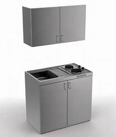 Miniküche Ohne Kühlschrank - vivicum edelstahl minik 252 che 100 cm g 252 nstig kaufen